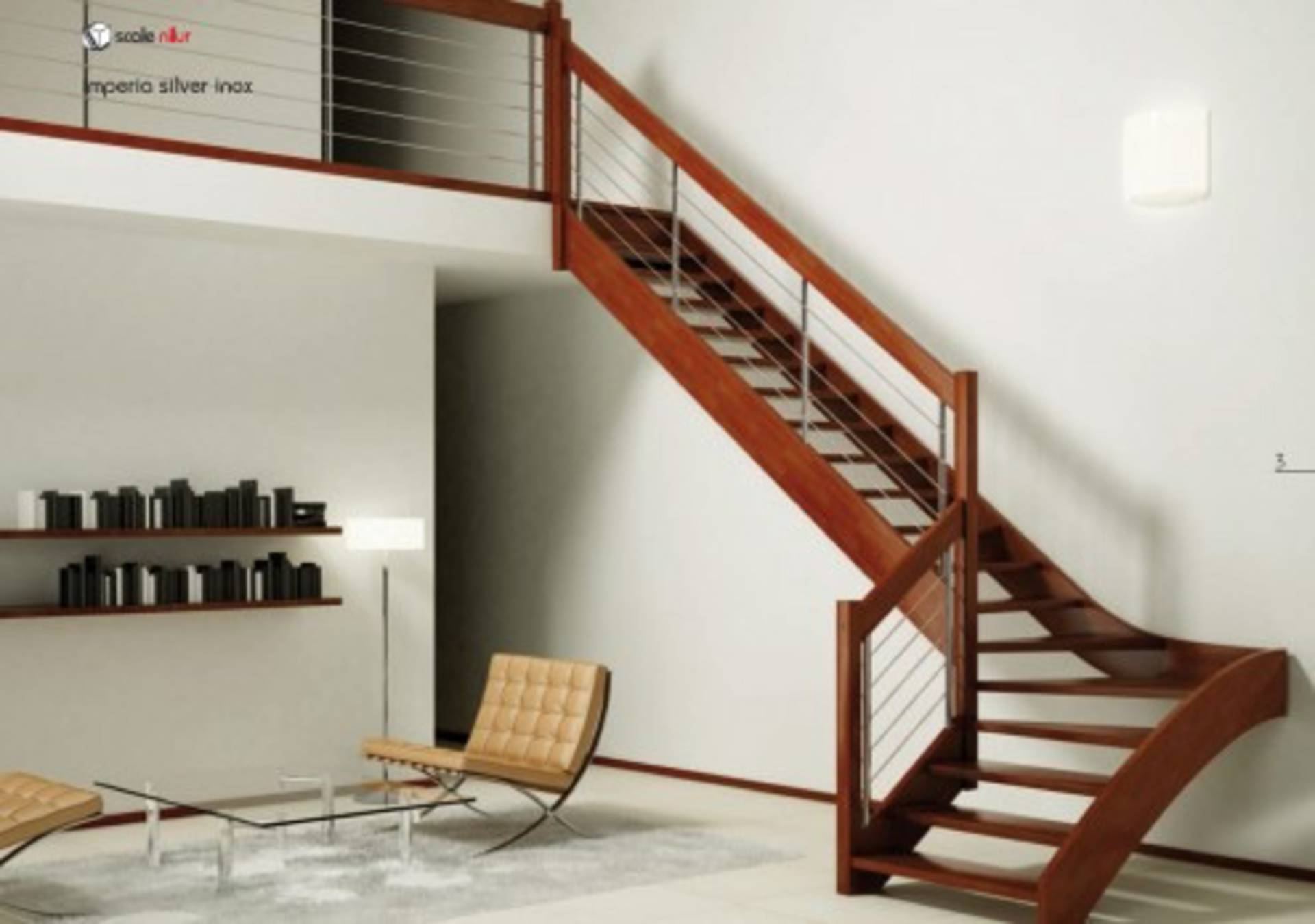 Stair Design Ideas For Your Home By Scale Nilur ...