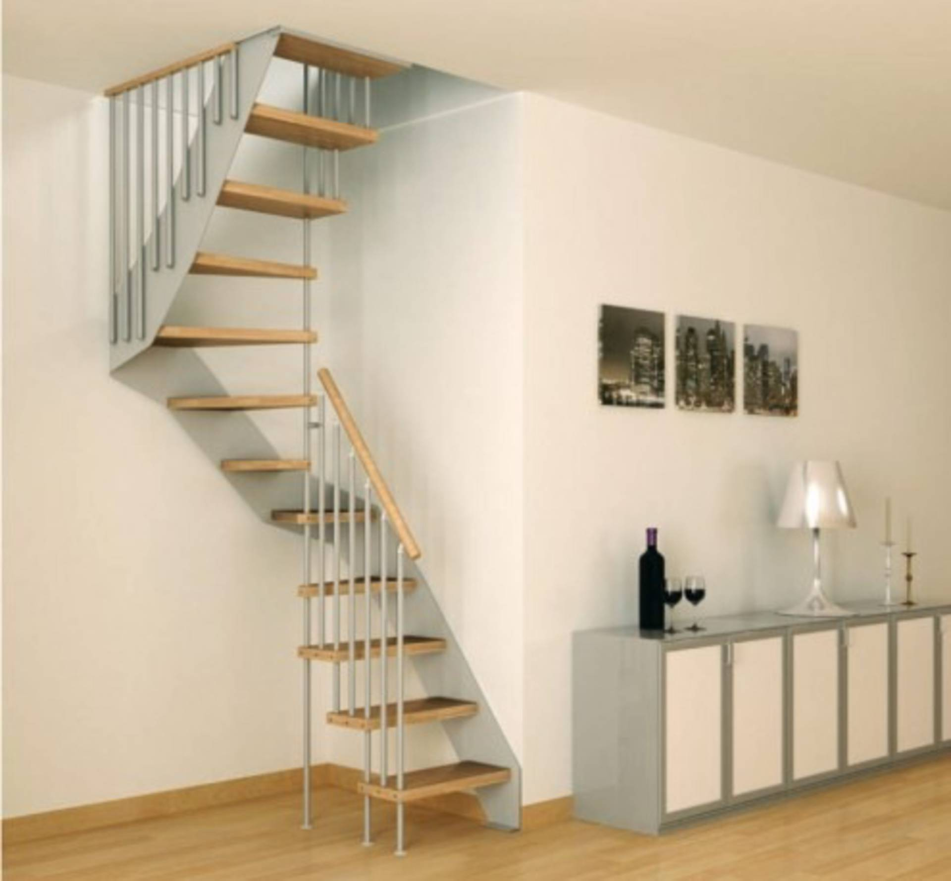 Stair design ideas for your home by Scale Nilur - Home Reviews