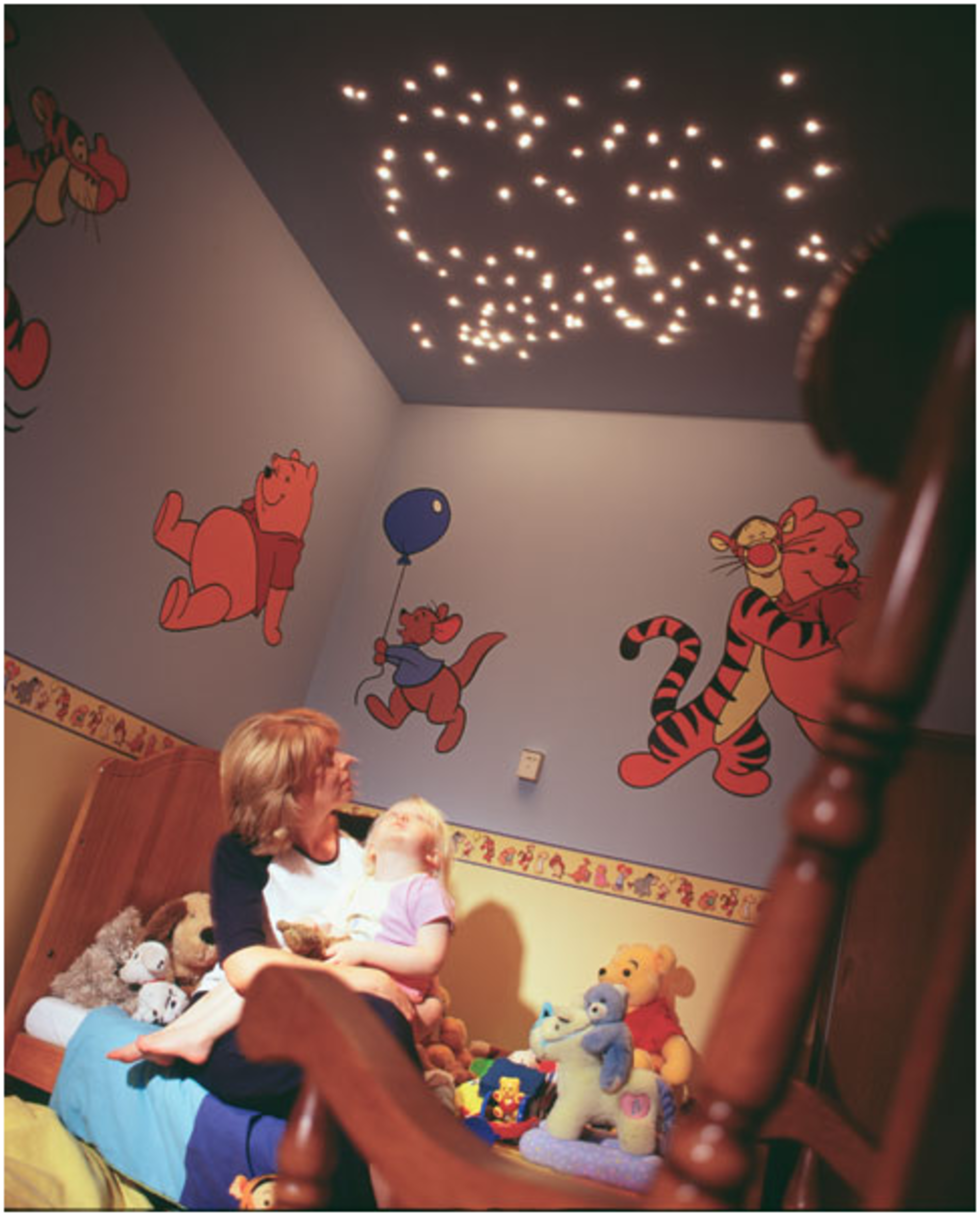 Night Starry Sky on Your Bedroom's Ceiling How To - Home Reviews