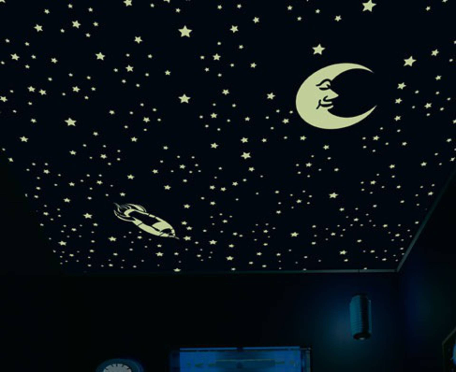 Night Starry Sky On Your Bedroom S Ceiling How To Home