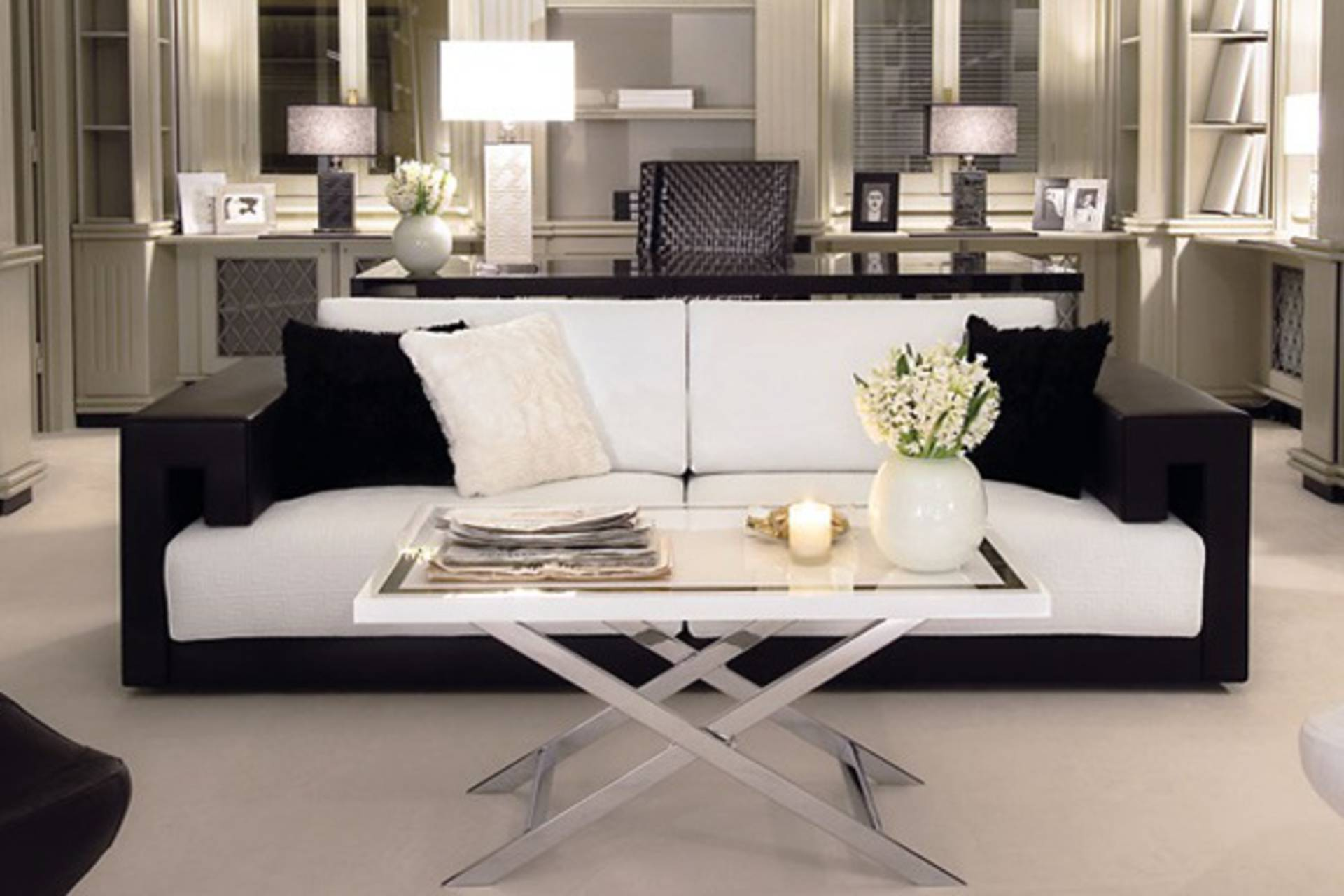 ... Versace Sofa Collection For Your Living Room ...