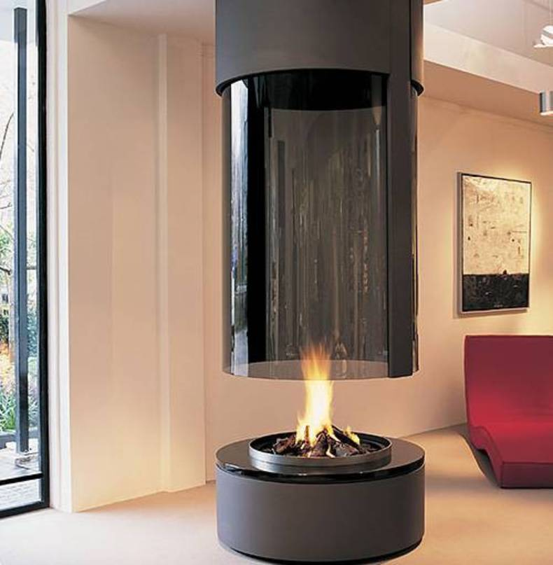 Contemporary Fireplaces by Modus Design