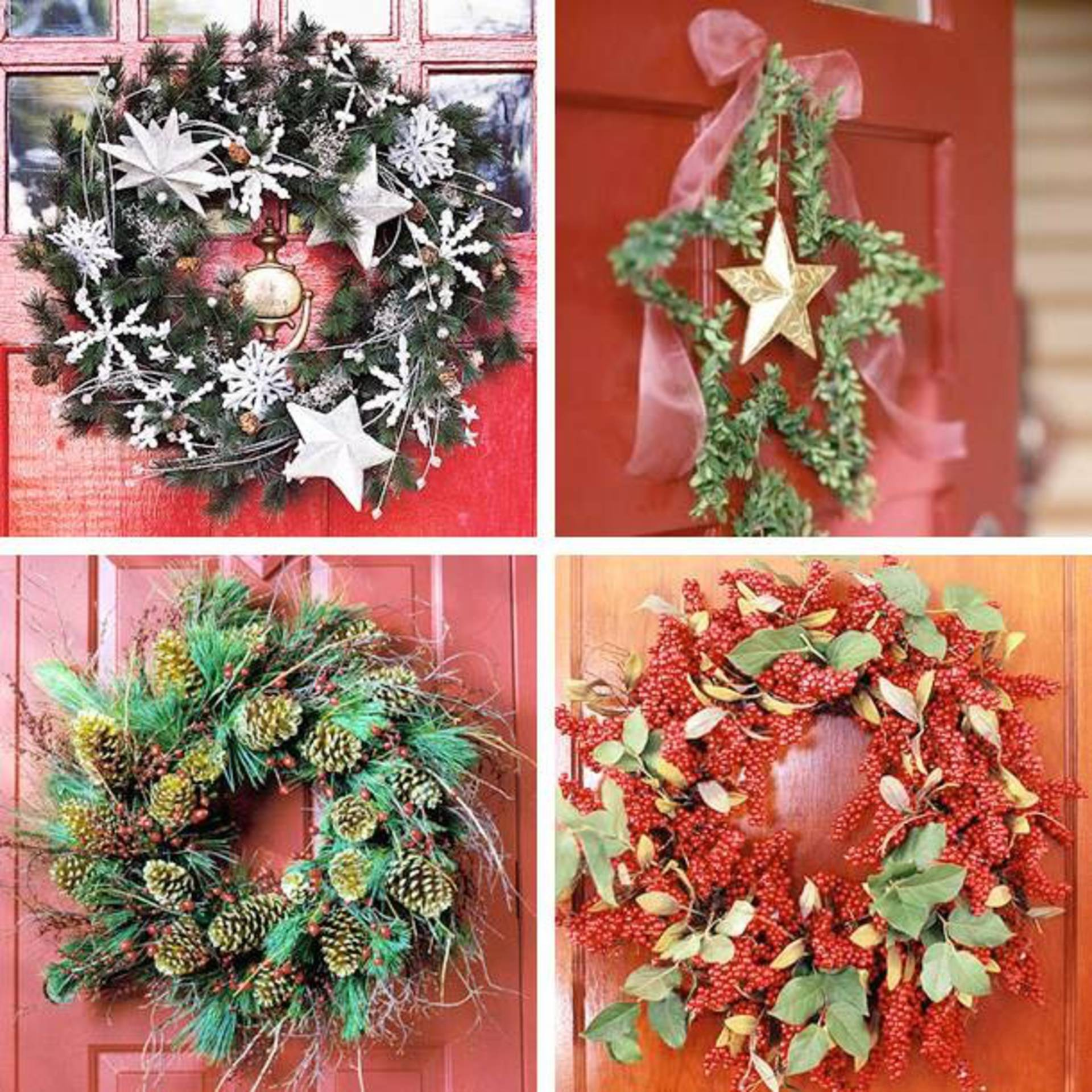 cool ideas for christmas decorations