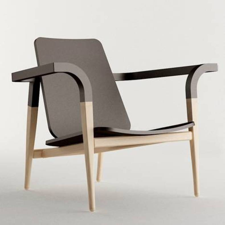 Modernatique Chair by Hyung Suk Cho