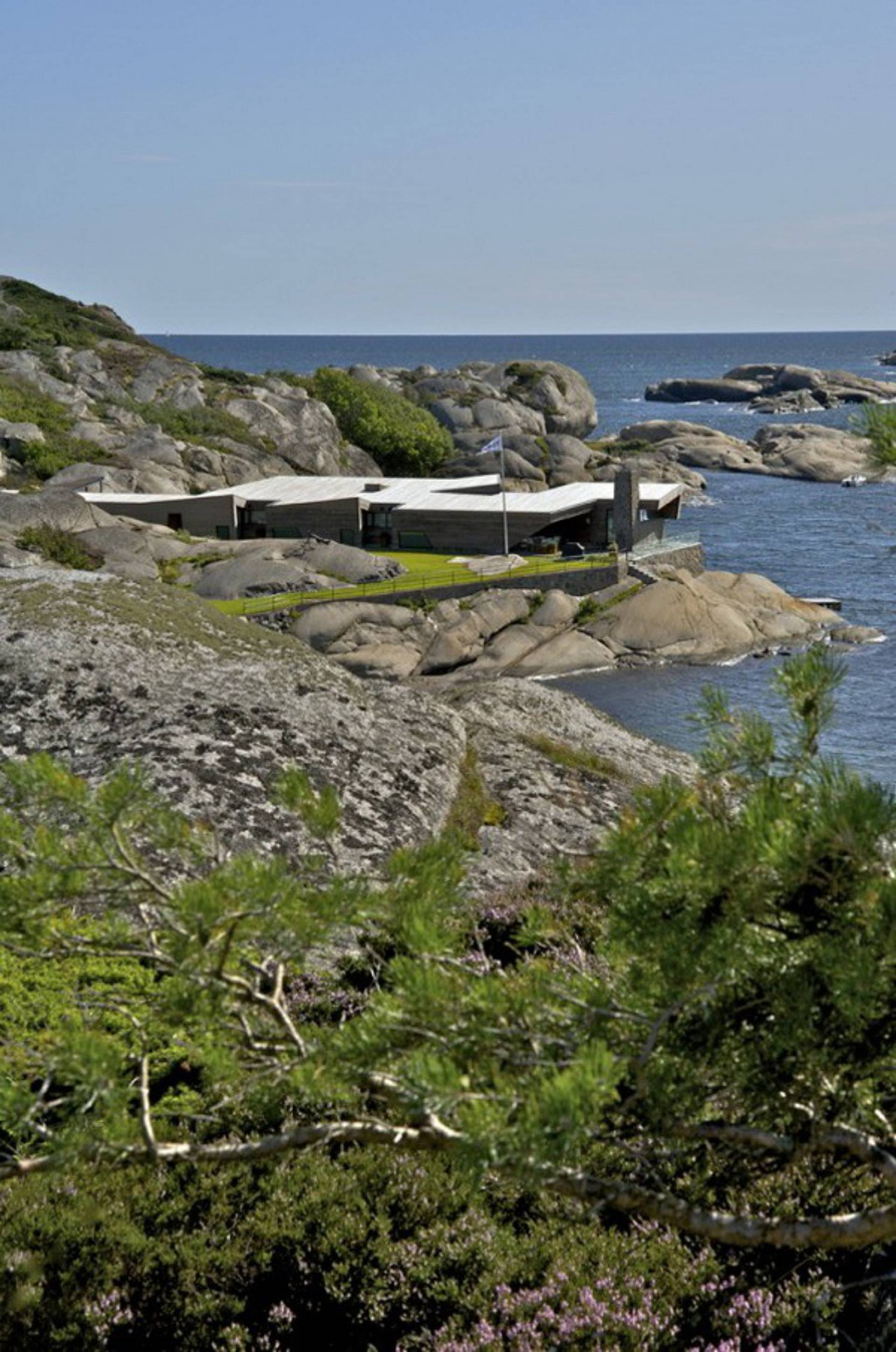 ... Contemporary Summer House Vestfold 2 In Norway ...