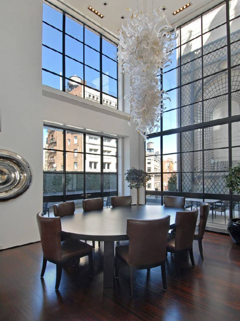 Luxury Penthouse Apartment In New York