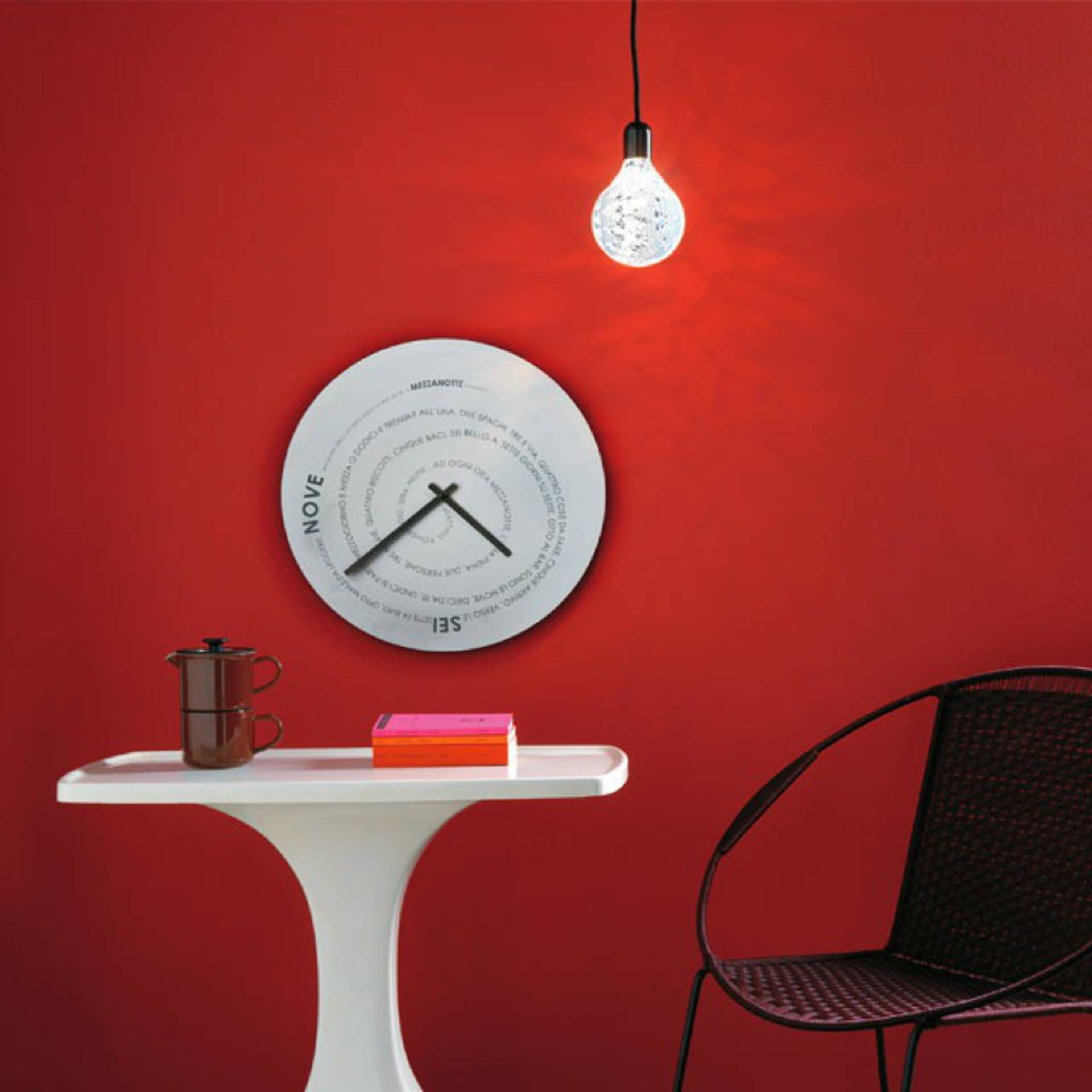 wall clocks collection by diamantini
