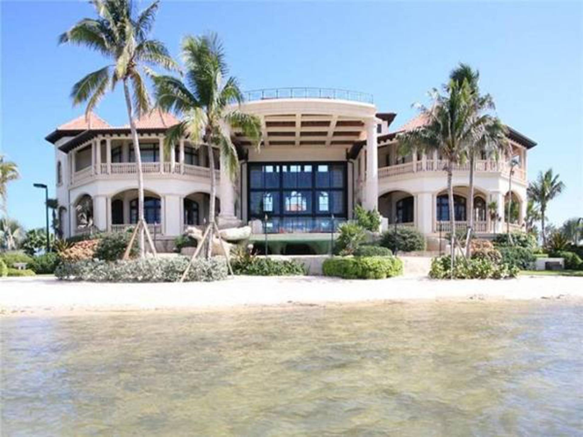 Luxury Mansion In The Cayman Islands Home Reviews
