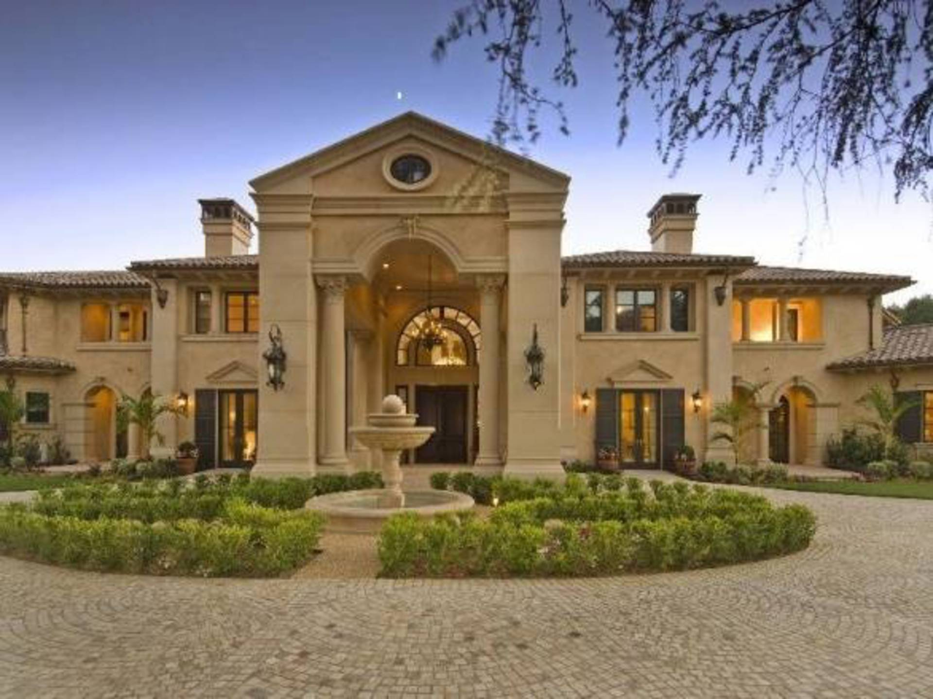 Spectacular Luxury Mansion In California Home Reviews