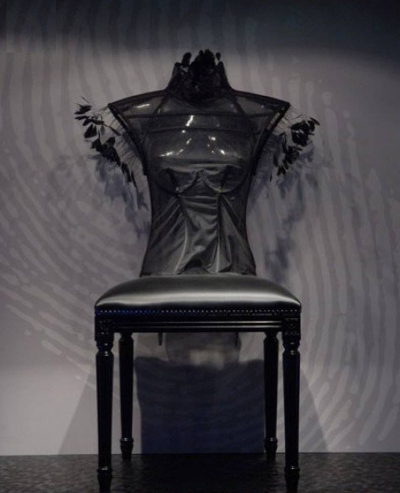 Sexy furniture collection by la perla home reviews Erotic furniture