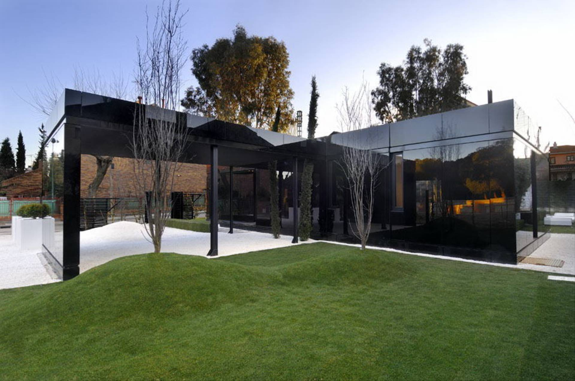 Nice ... Contemporary Modular Black And White Houses By A Cero ... Photo Gallery