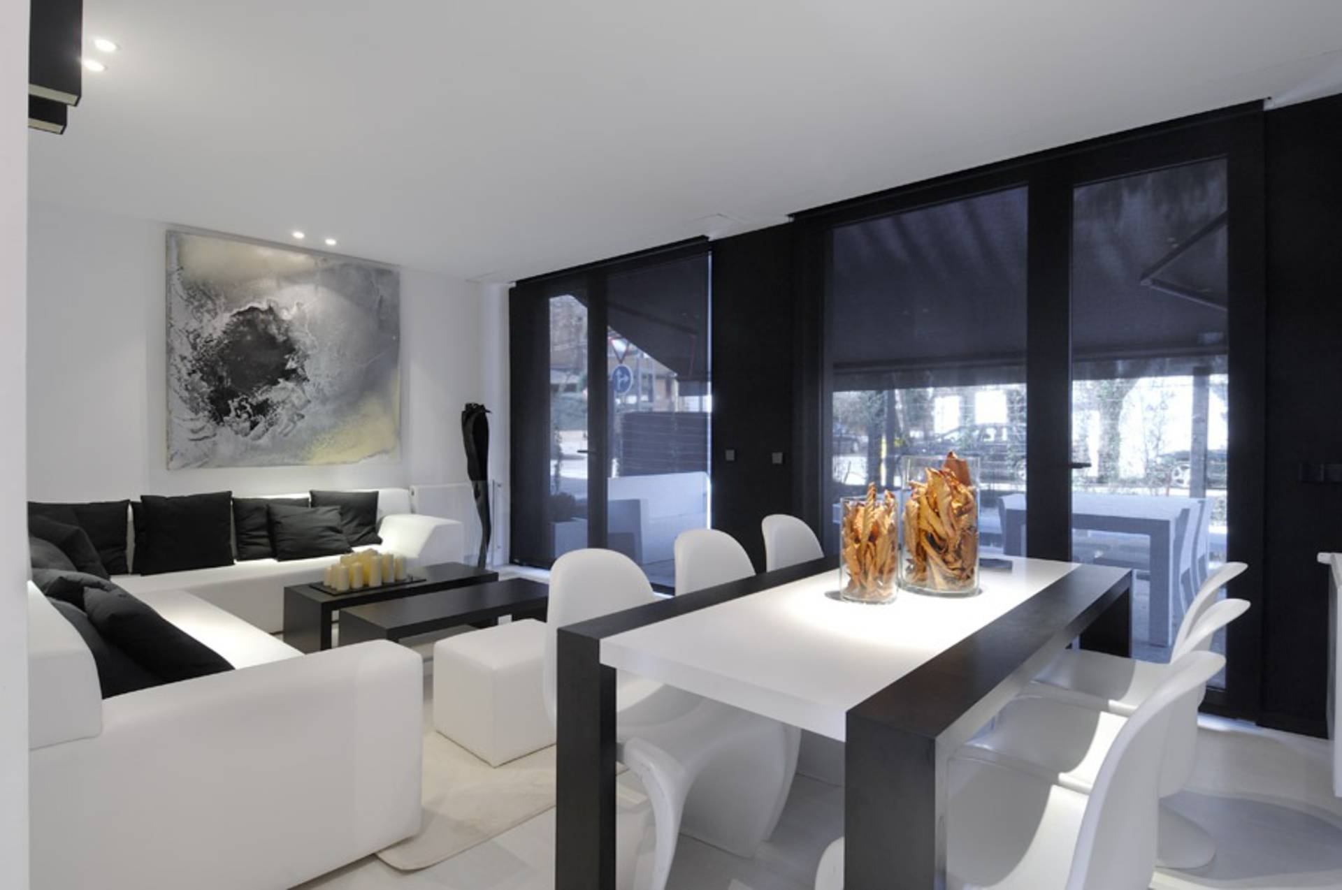 Awesome ... Contemporary Modular Black And White Houses By A Cero ... Pictures