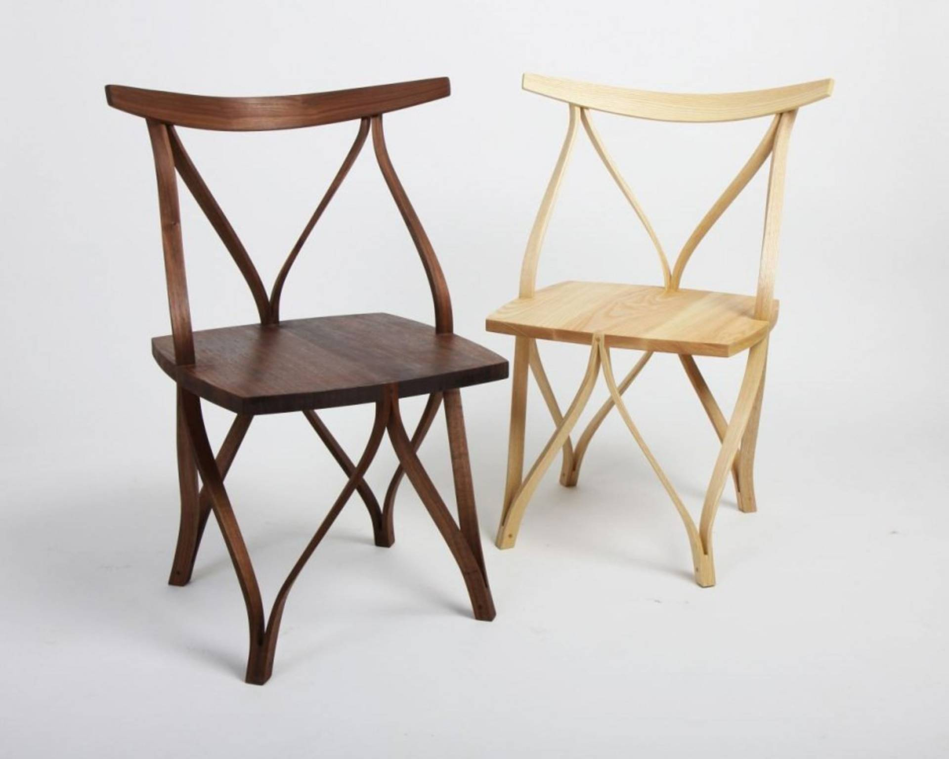 Steam Bentwood Chairs By Dohoon Kim