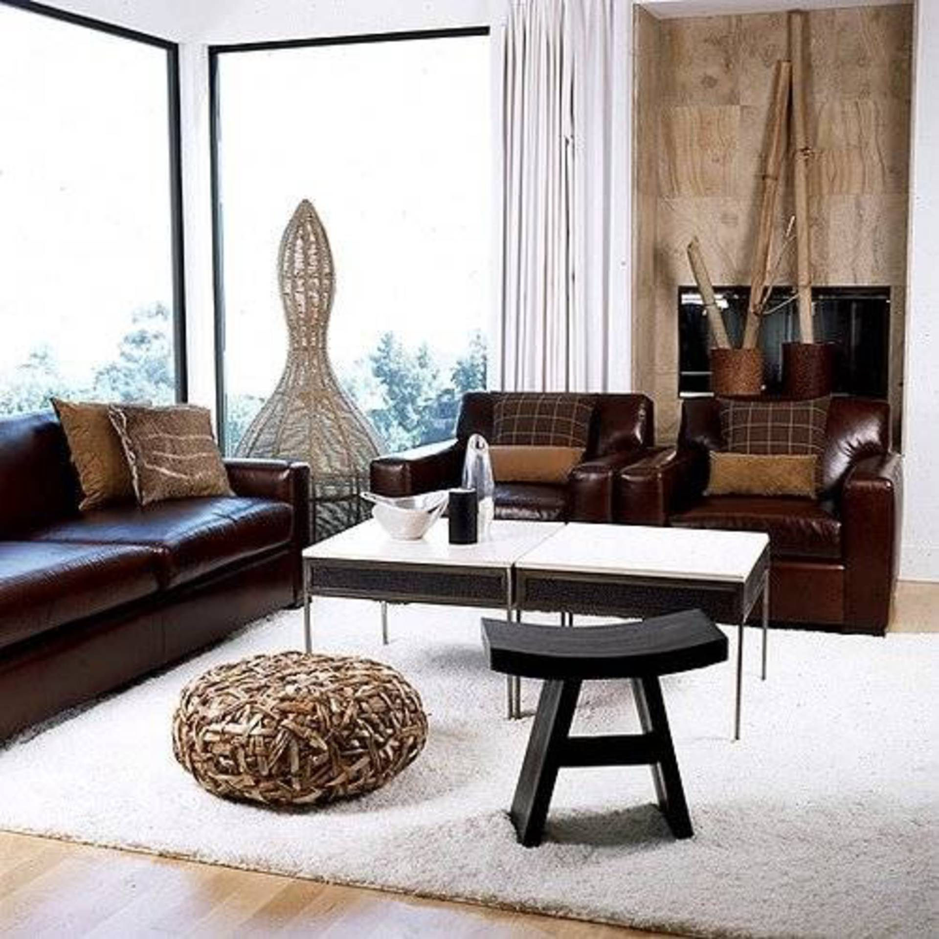 Features of Masculine Interior Home Reviews