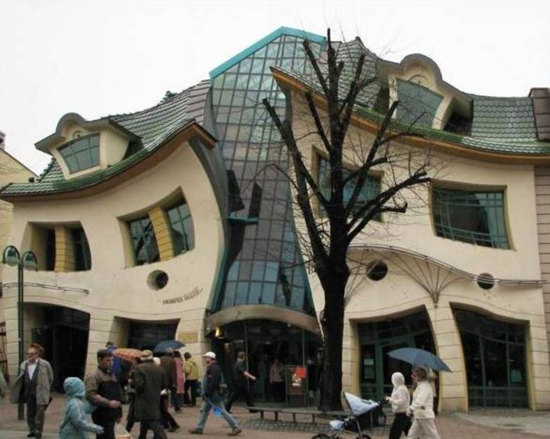 Some Of The World's Most Unusual Curvy Buildings
