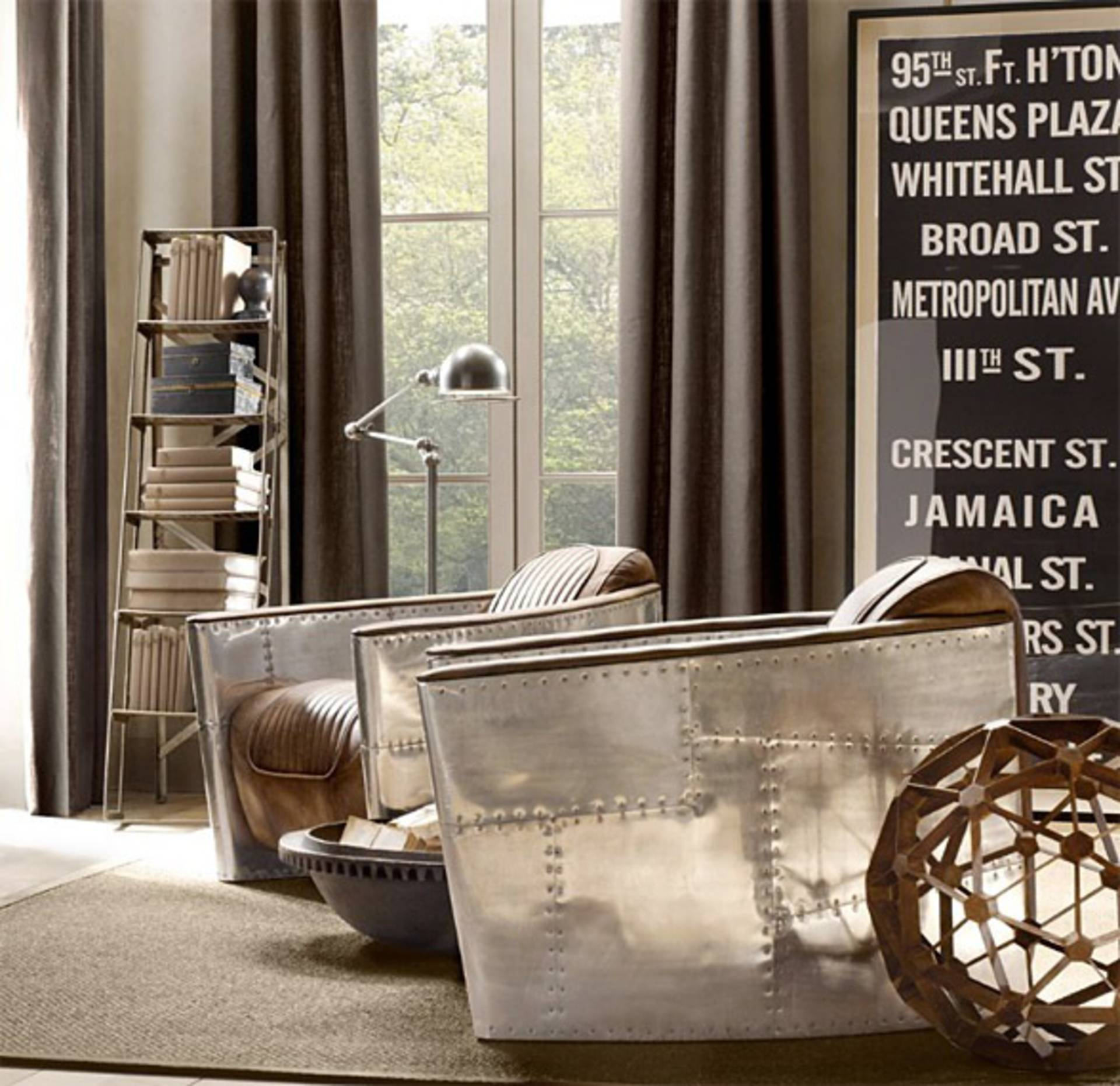 Aviator Furniture Collection By Restoration Hardware Home Reviews