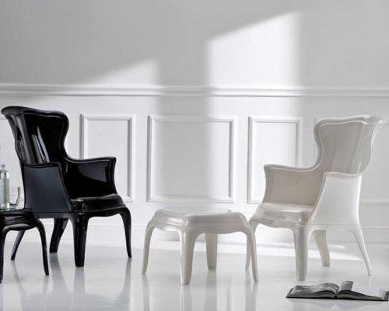 Pasha Armchair By Pedrali: The Mix Of Tradition And Innovation