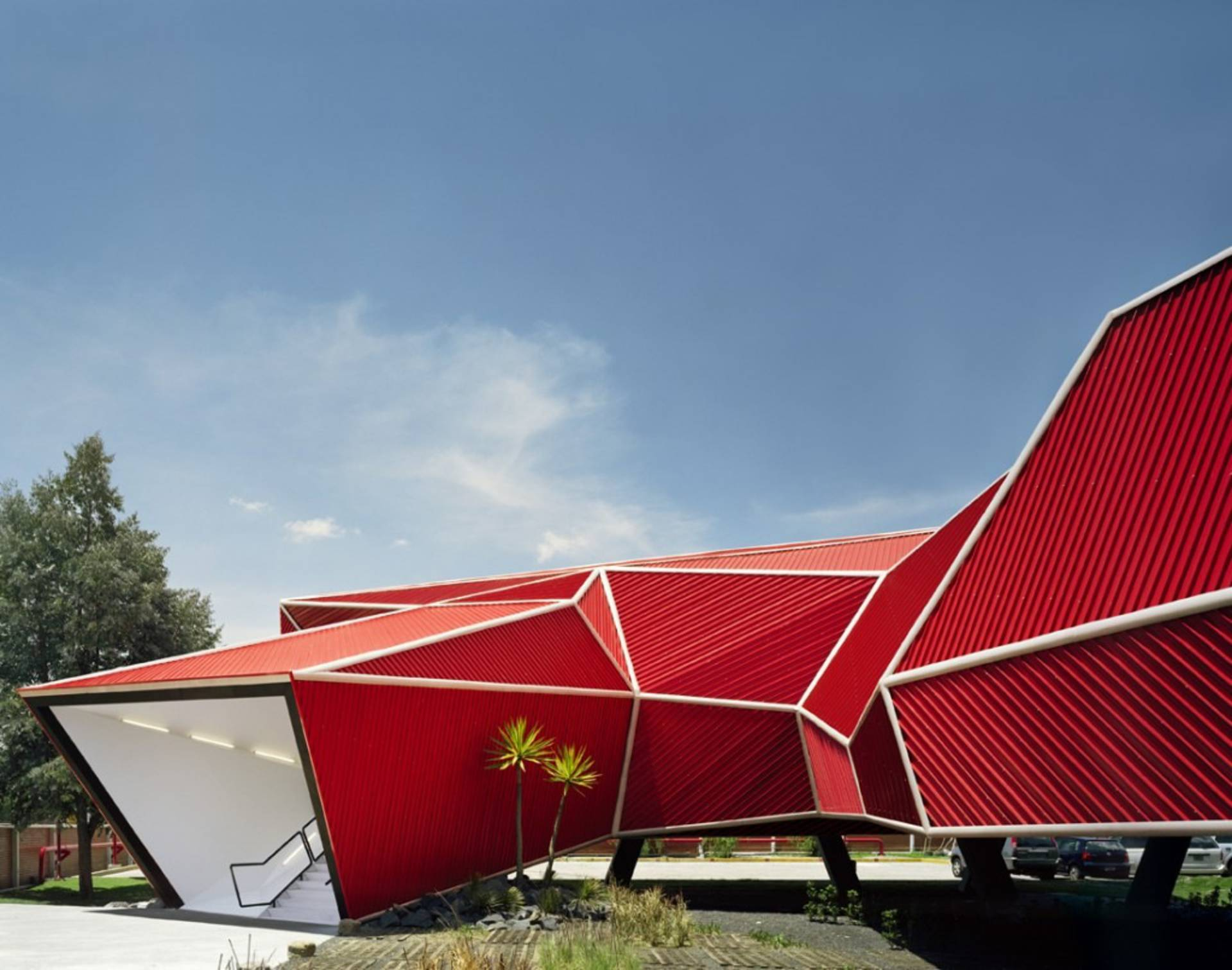 Nestle Chocolate Museum in Mexico by Rojkind Arquitectos - Home ...