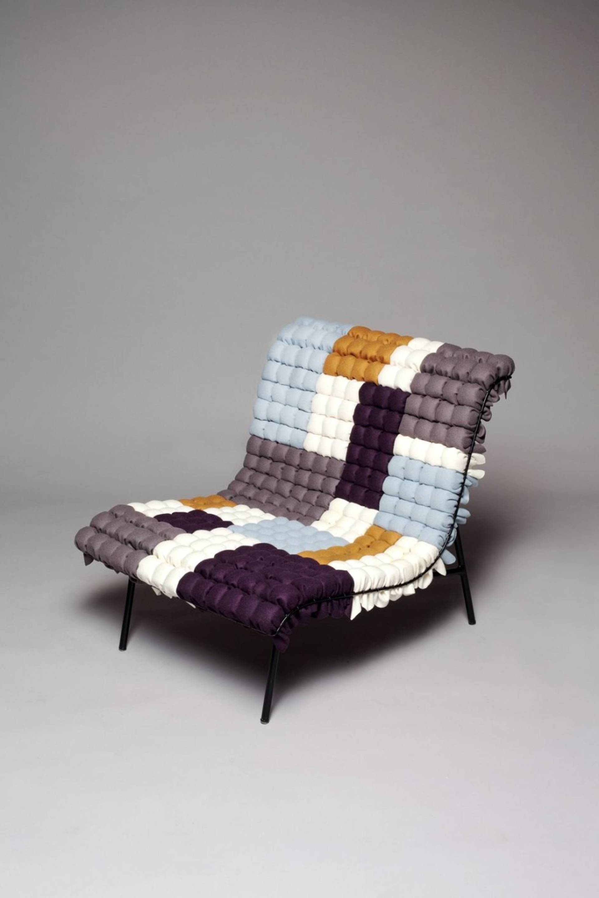 ... The Mosaiik Patchwork Chairs Inspired By Corncobs From Annika Goransson  ...