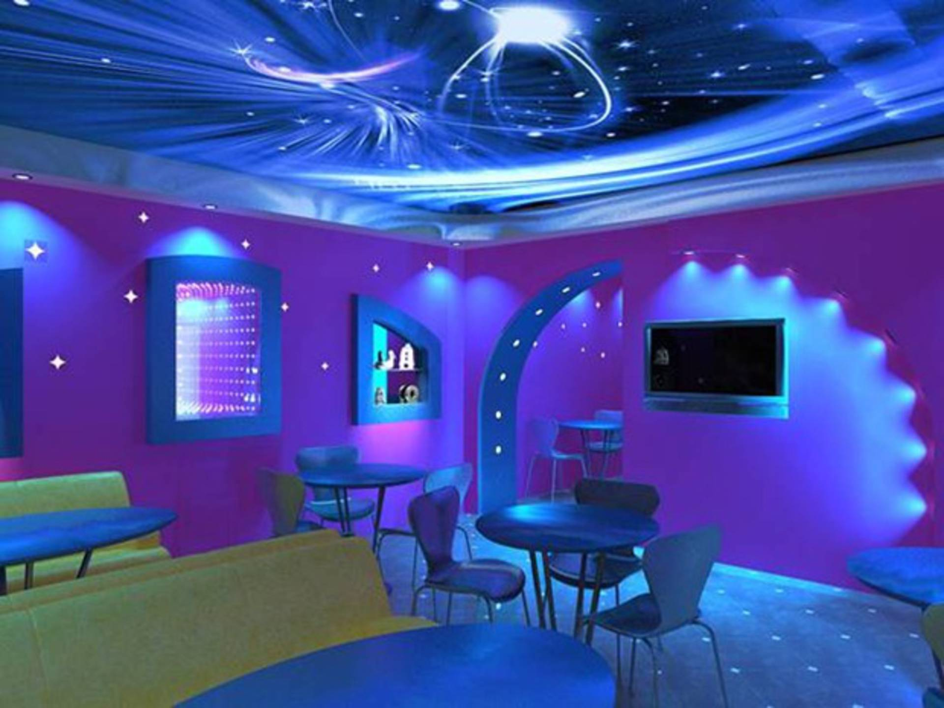Cosmic Elements in Interior Design - Home Reviews