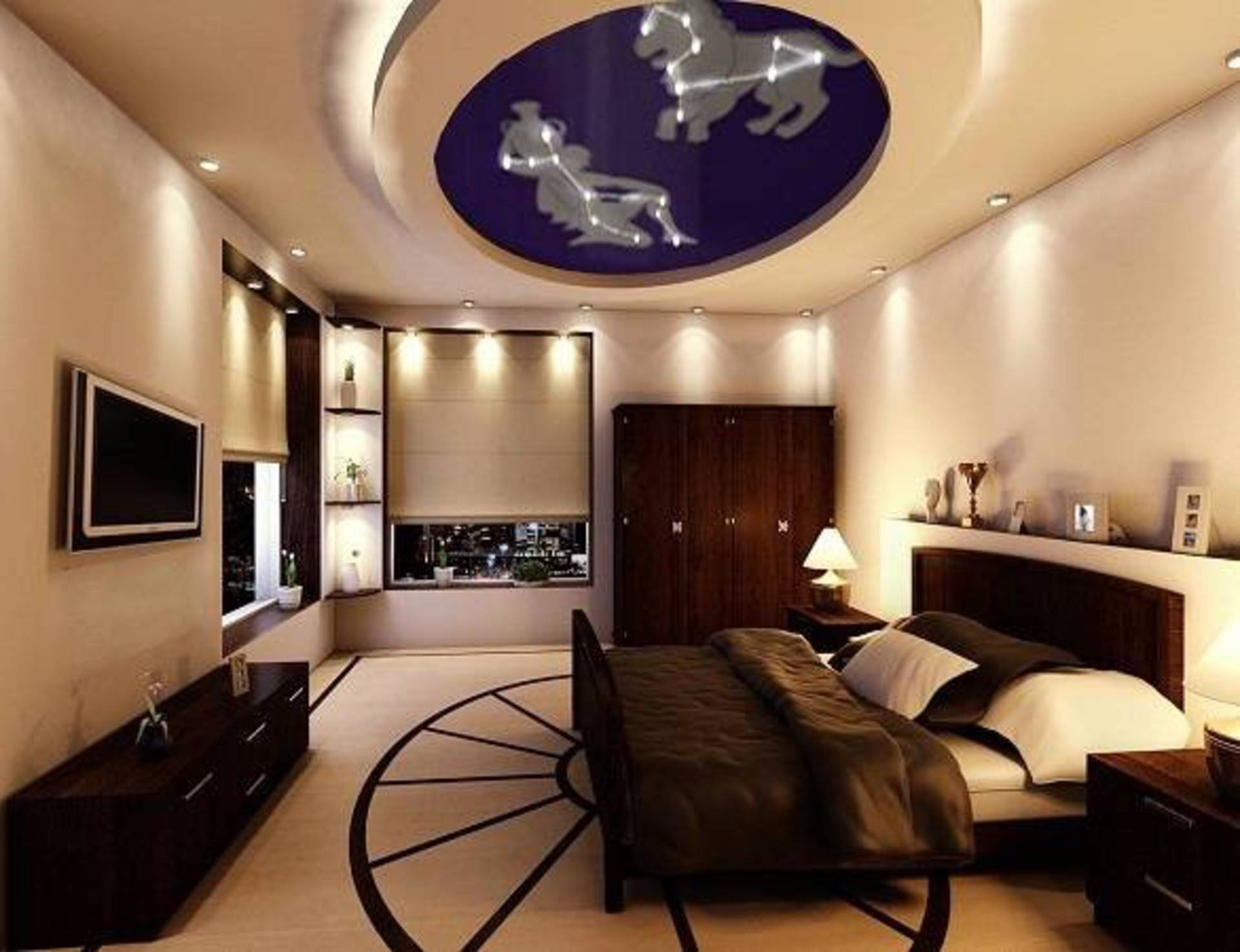 Cosmic elements in interior design home reviews for Interior decoration elements