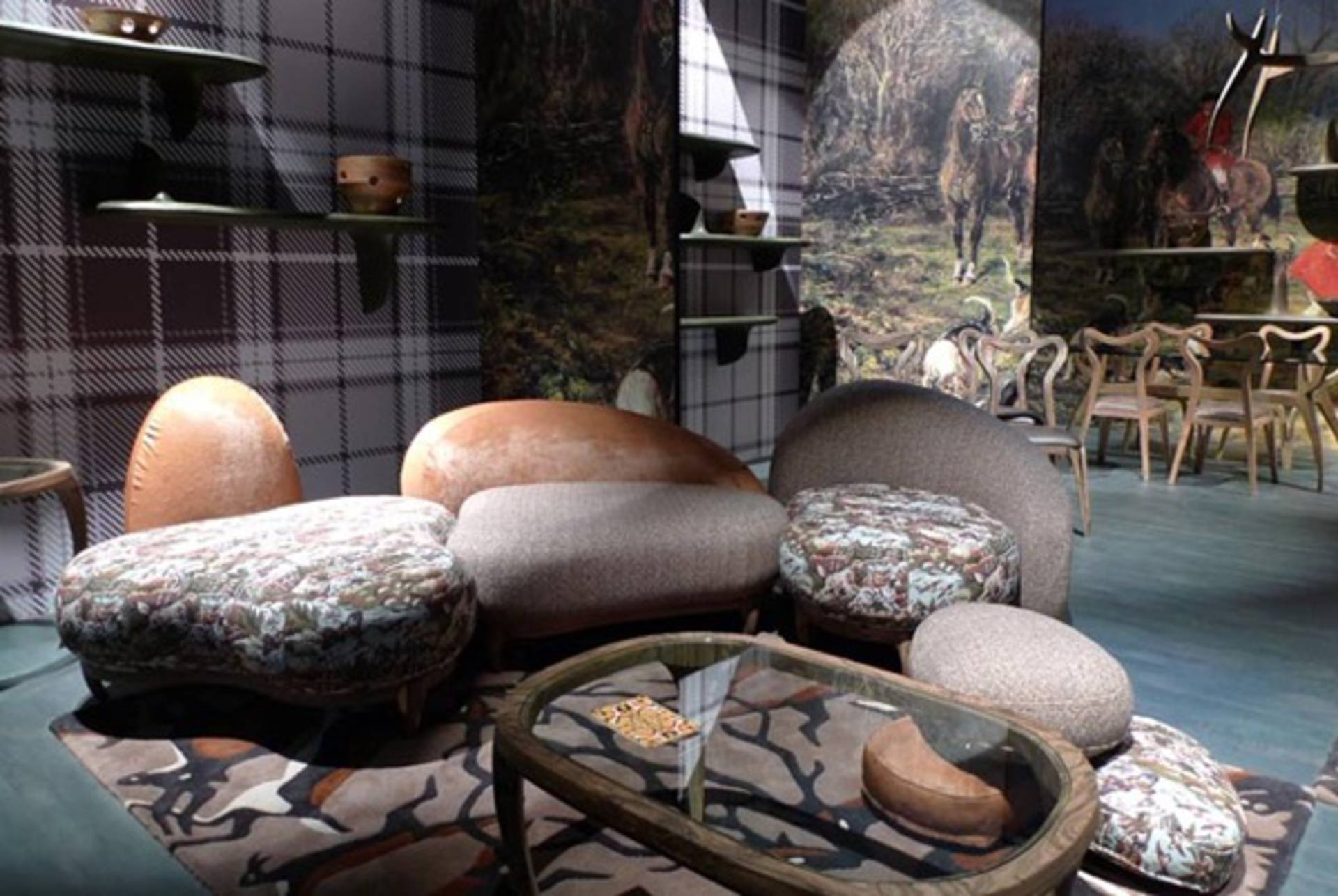 nature inspired furniture. Nature Inspired Animalia Furniture Collection By Fratelli Boffi L