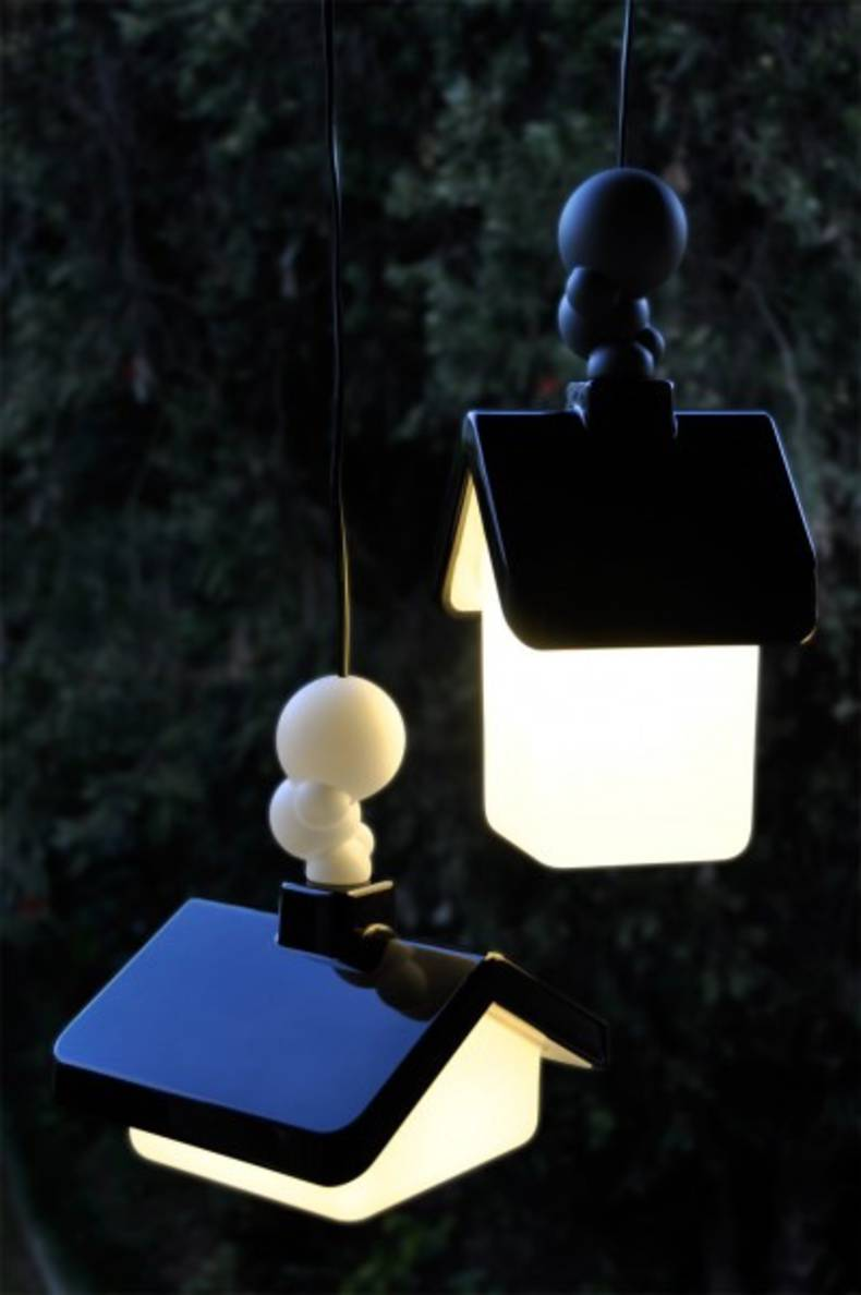 House Lights by Kristian Aus: A Small Village In your House