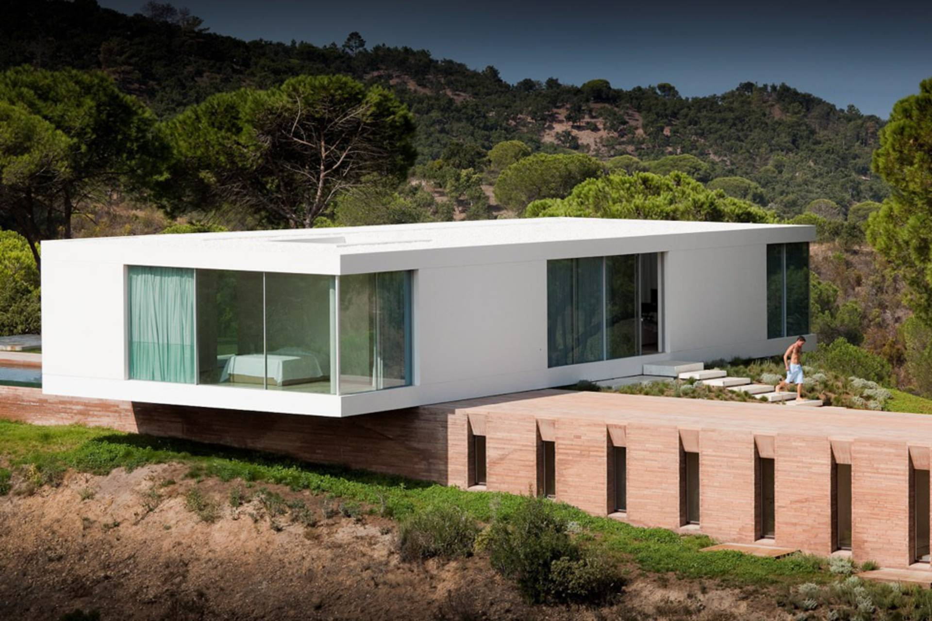 Countryside House In Portugal By Pedro Reis Home Reviews