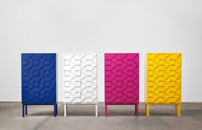 Bright Collect 2011 Cabinet Collection Vibrant Cabinets