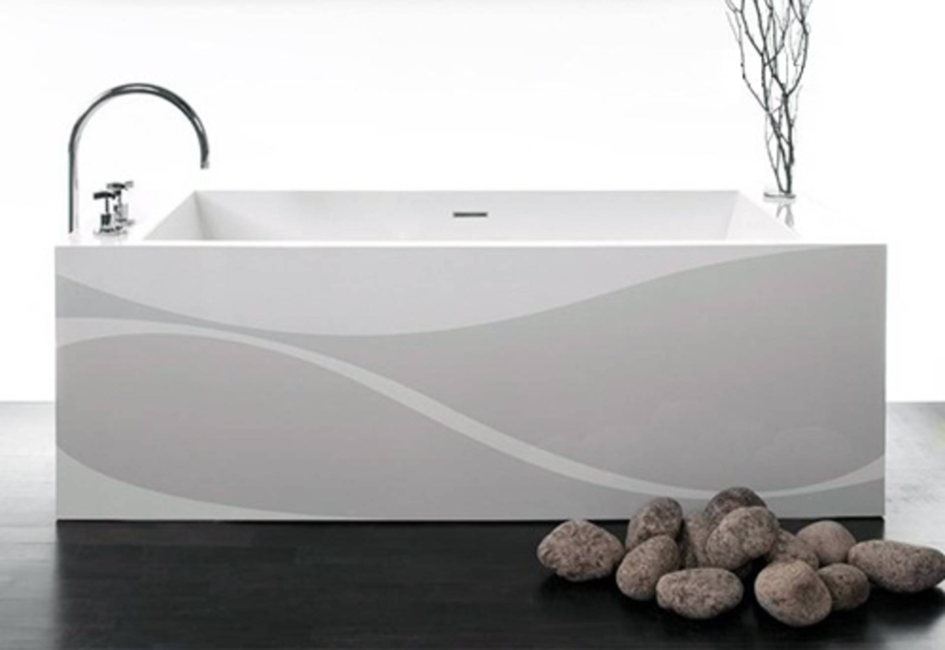Luxury ImageIn Motif Bathtub Collection By WetStyle Home Reviews - Wet style bathroom