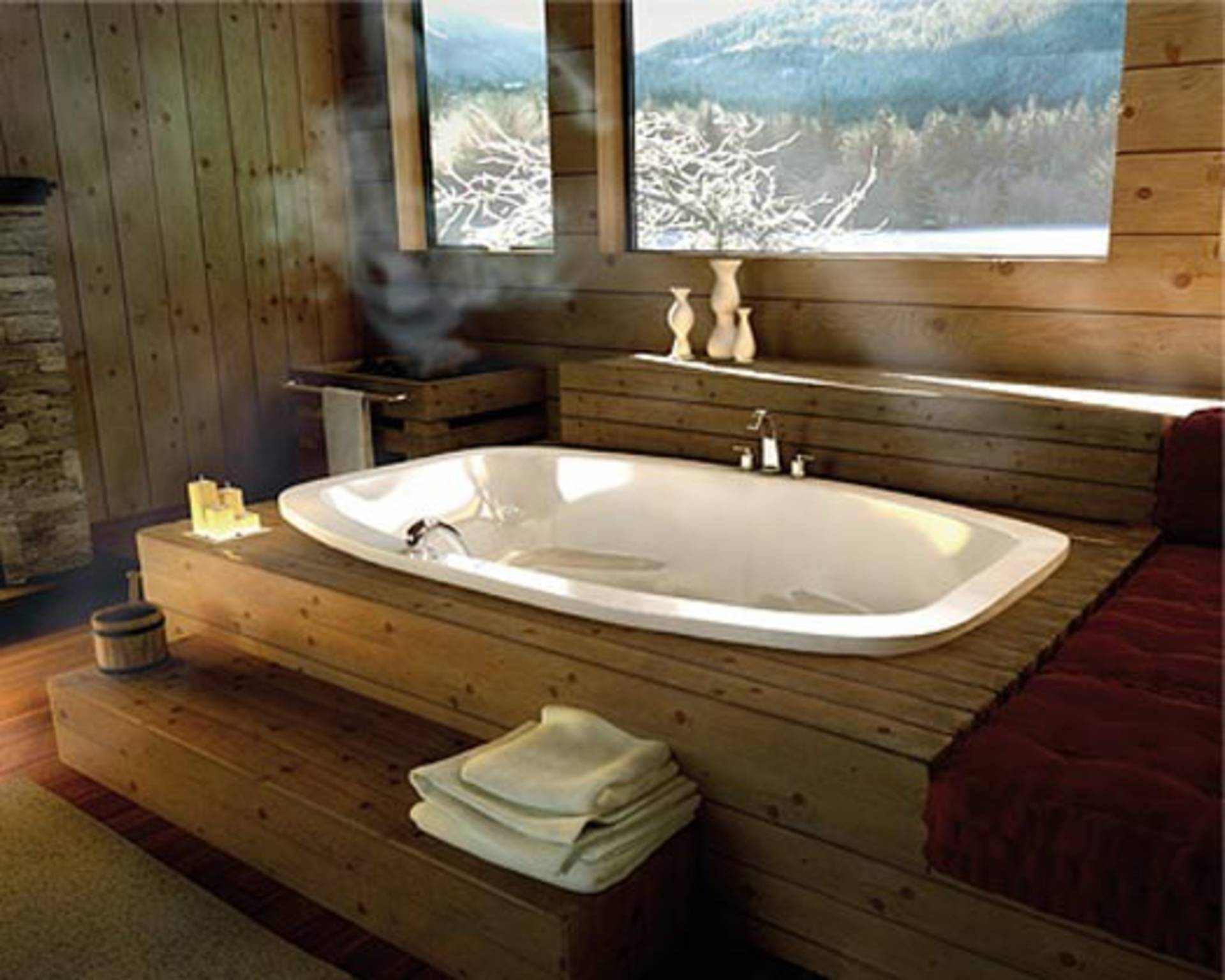 Rhapsody Bathtub Design from Pearl Series: Relax and Take it Easy ...
