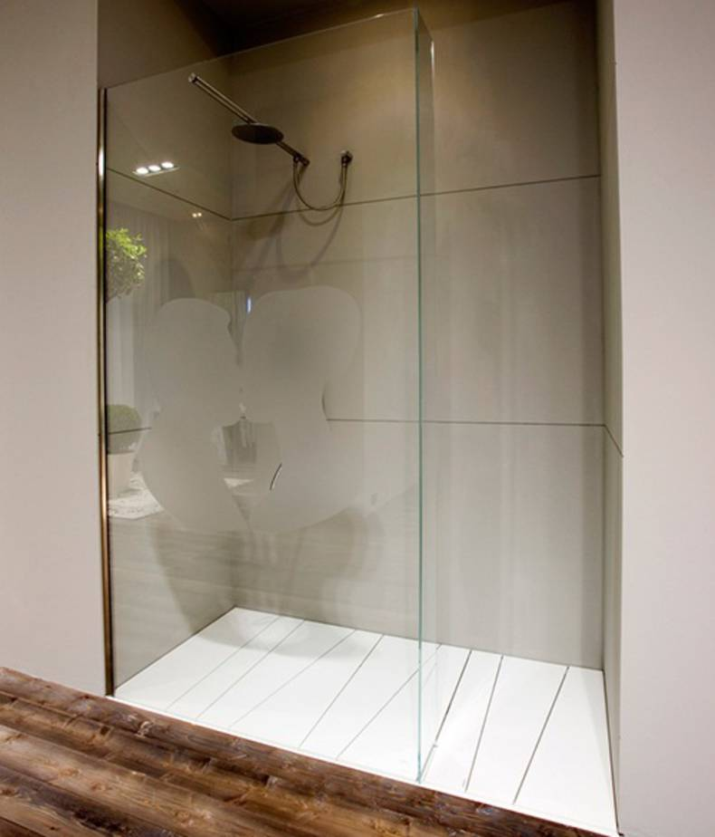 Sophisticated Shower Screen Designs by Antonio Lupi