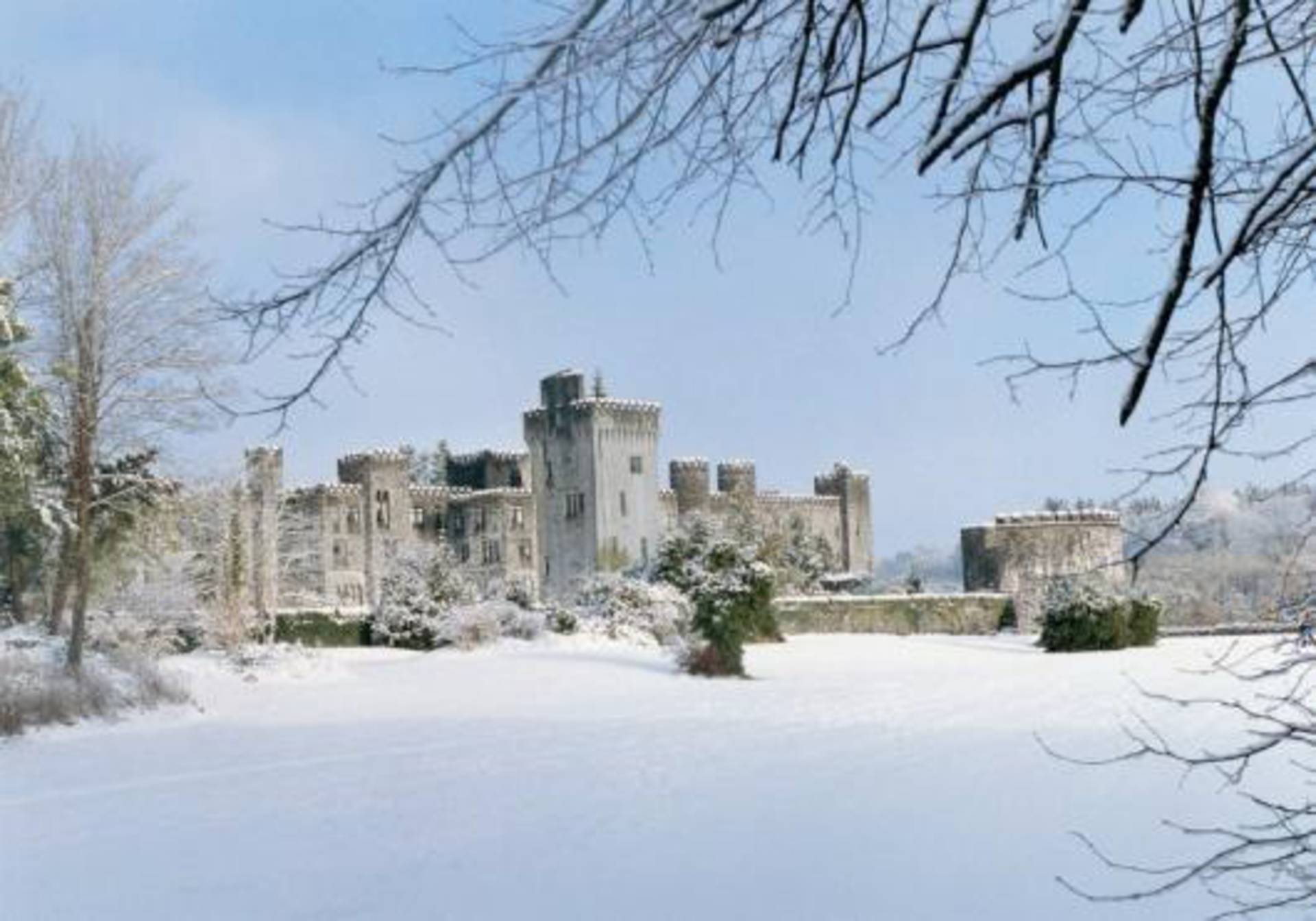 Travel In Time In Ashford Castle Hotel In Ireland ...