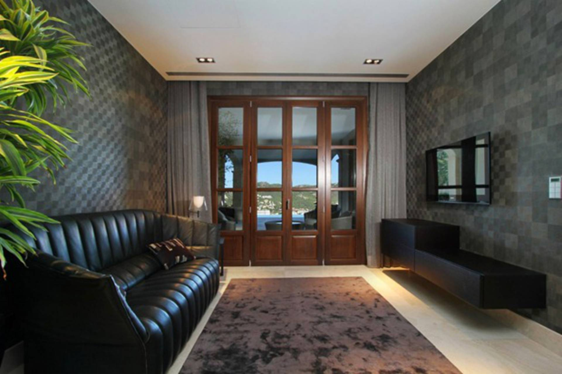 ... Luxury Can Siurell Villa Interiors by Curve Interior Design ... & Luxury Can Siurell Villa Interiors by Curve Interior Design - Home ...