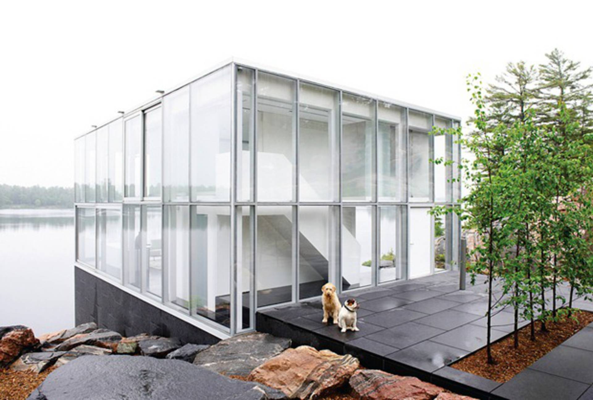 Glass House Design: Williams Studio by GH3 - Home Reviews