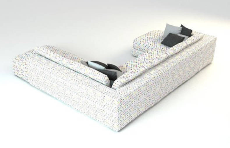 Luxury and Glamour Louis Vuitton Sofas by Jason Phillips