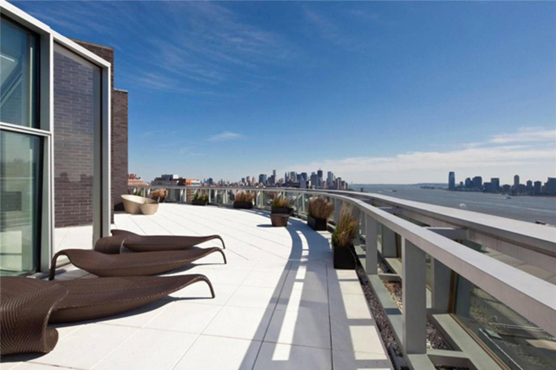 Breathtaking penthouse for sale in chelsea home reviews for 22 river terrace ny ny