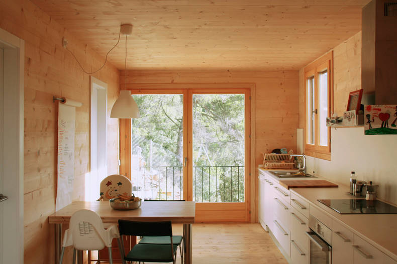 Eco House Casa 205 by H Arquitectes