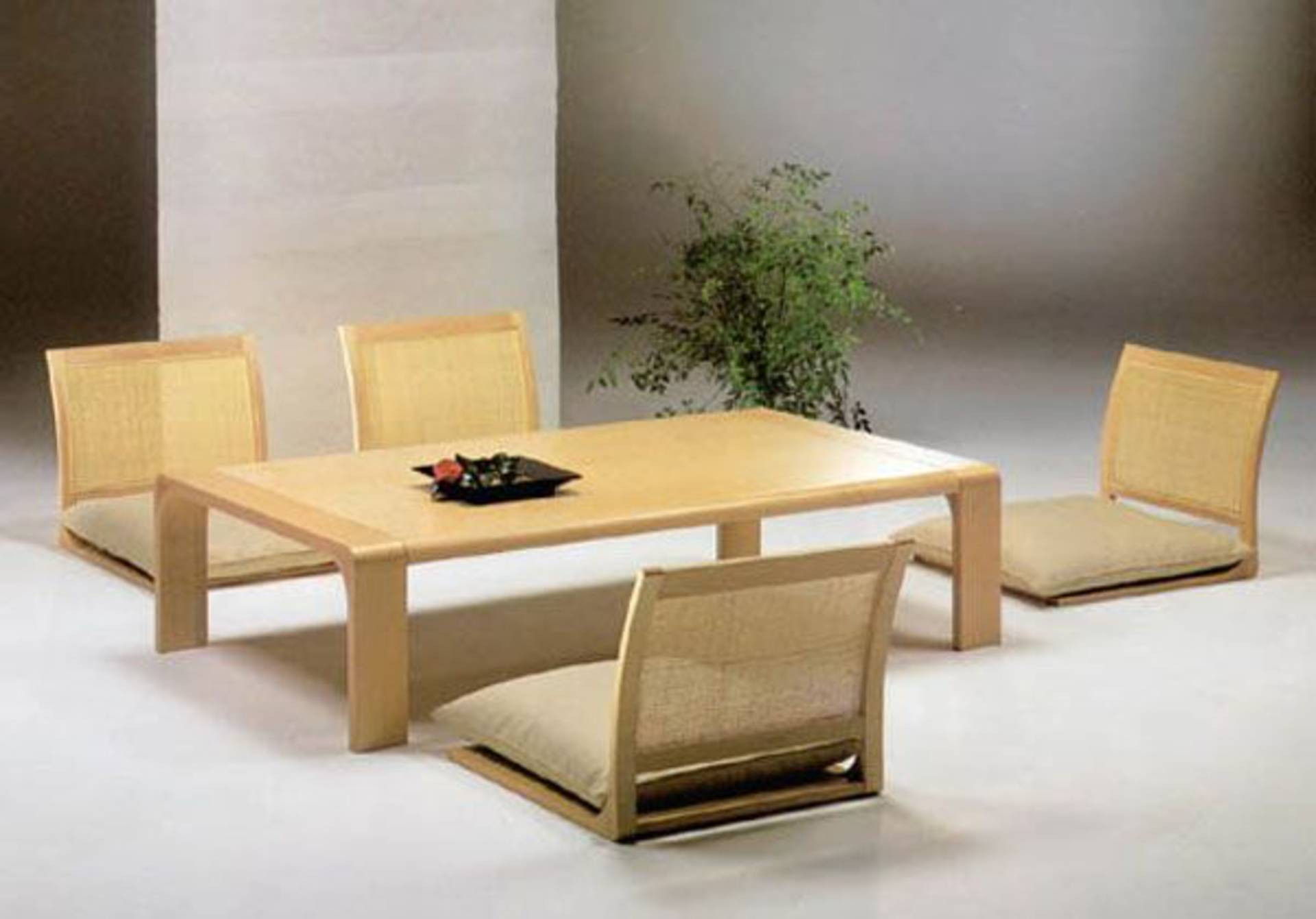 Minimalist Dining Room Furniture By Hara Design Home Reviews