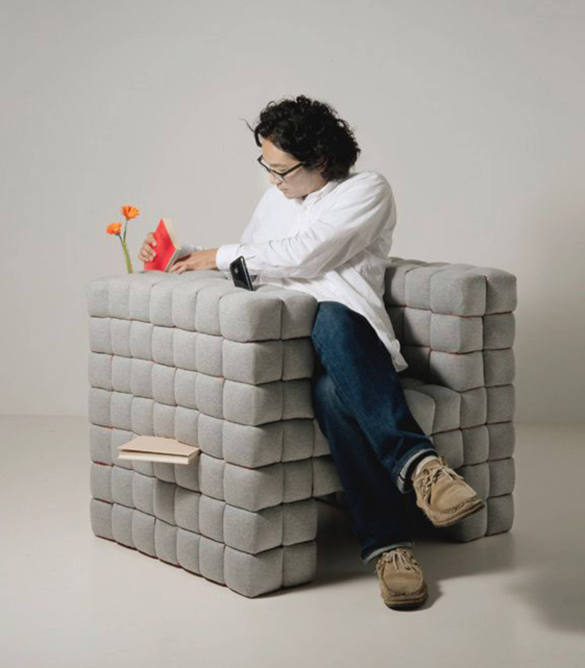 Two Unusual Chairs From Daisuke Motogi Architecture