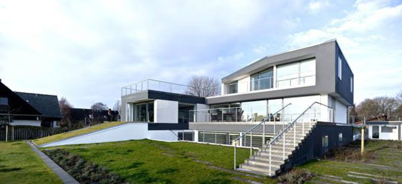 Beautiful House with Large Indoor Pool in Denmark