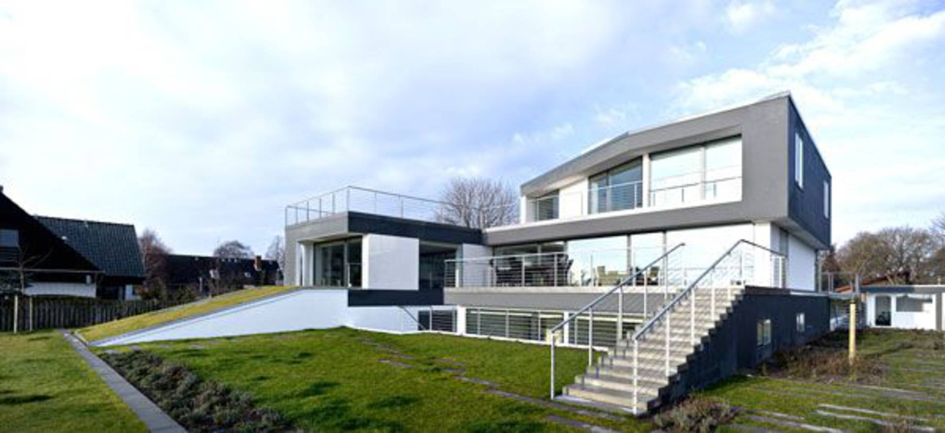 Beautiful house with large indoor pool in denmark home for Very beautiful house