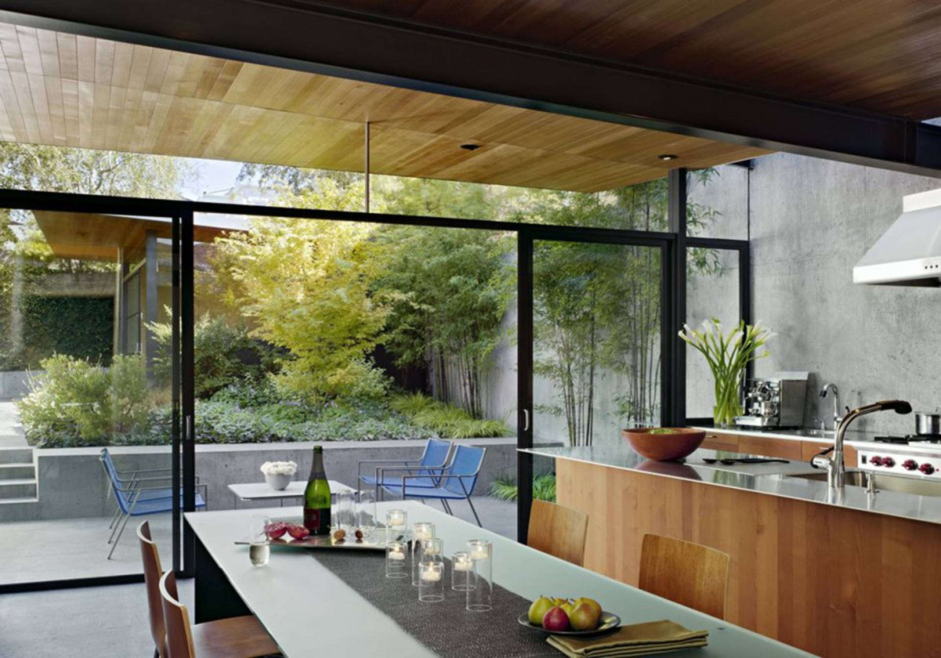 Diamond project house in san francisco california home for Home remodeling architecture