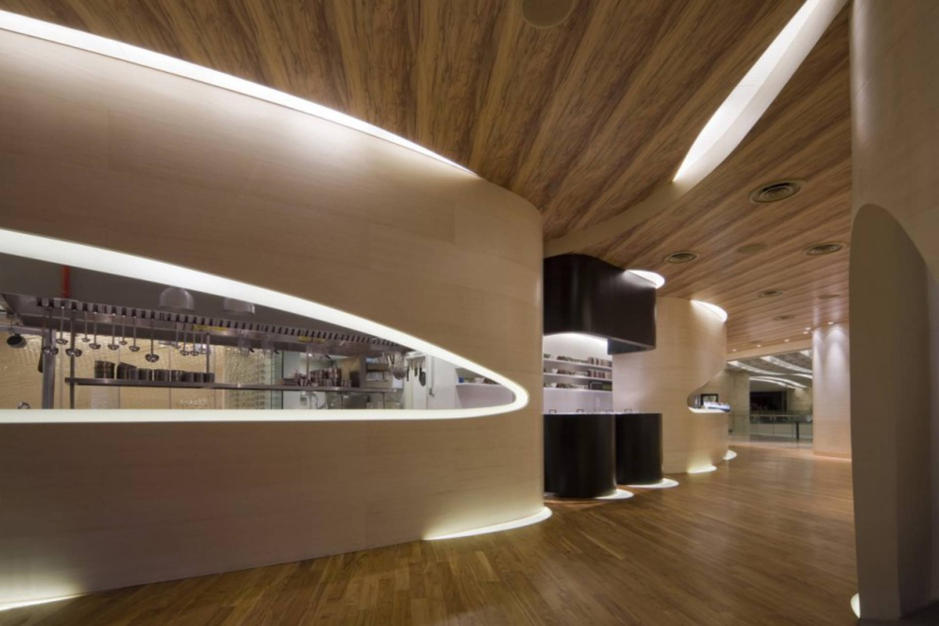 the nautilus project restaurant with awesome interior design by design spirits 2