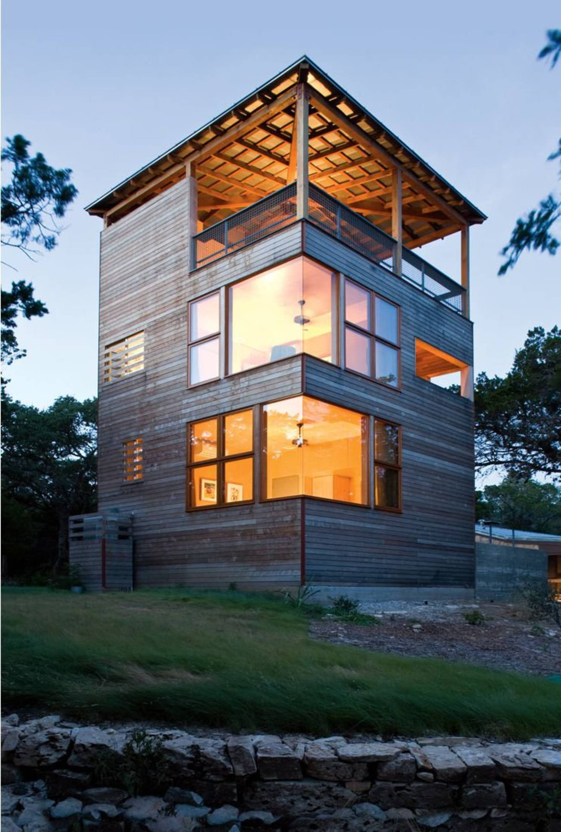 Tower House by Andersson Wise Architects - Home Reviews