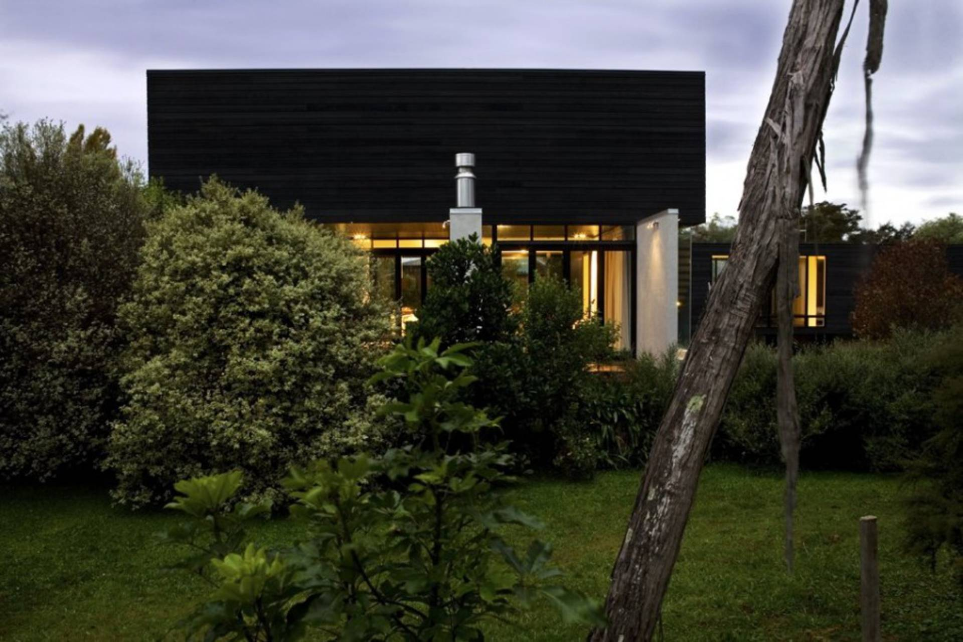 Holiday rutherford house by dorrington architects home for Rutherford house