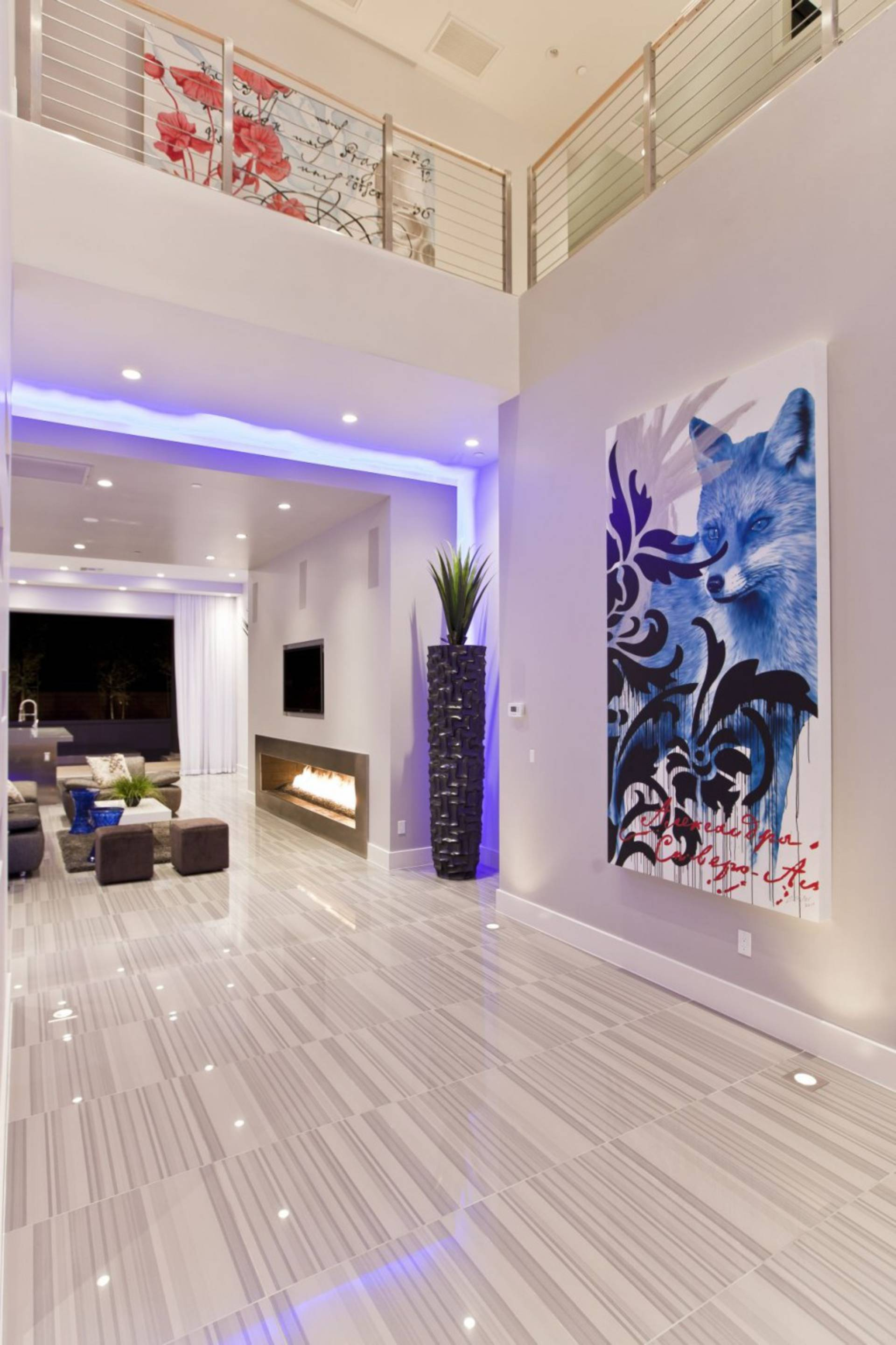 Art Gallery Style Space Hurtado House By Mark Tracy Of