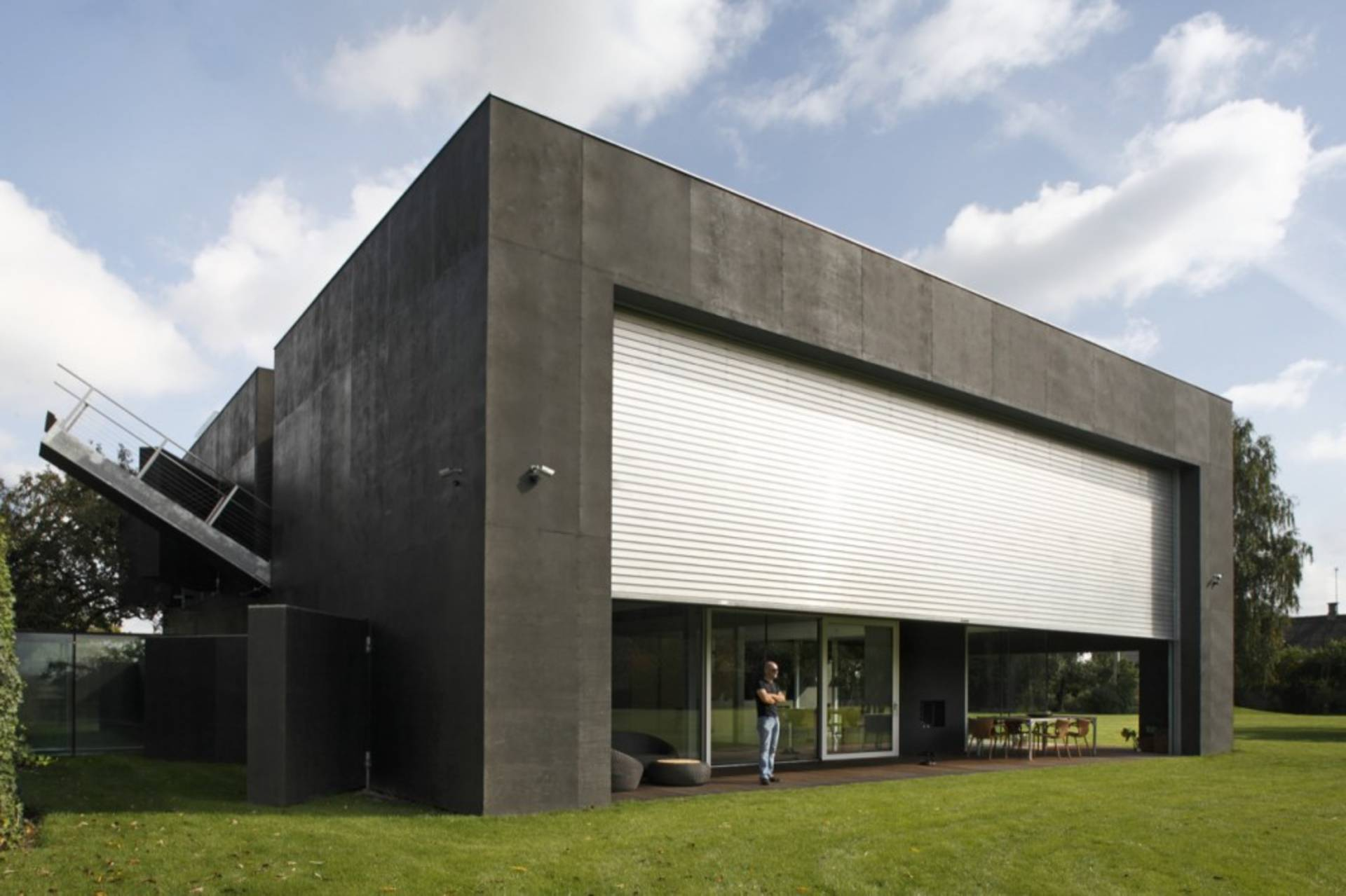 The Safe House In Poland By Kwk Promes Home Reviews