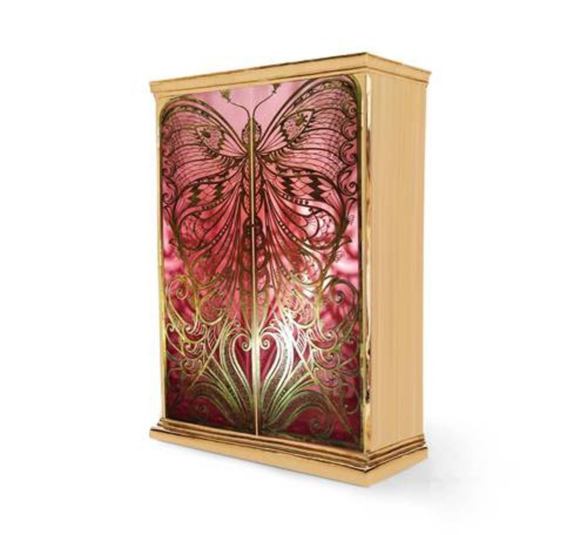 Delightful Mademoiselle Armoire By Koket U0026ndash; Beautiful Kind Of ... Awesome Ideas
