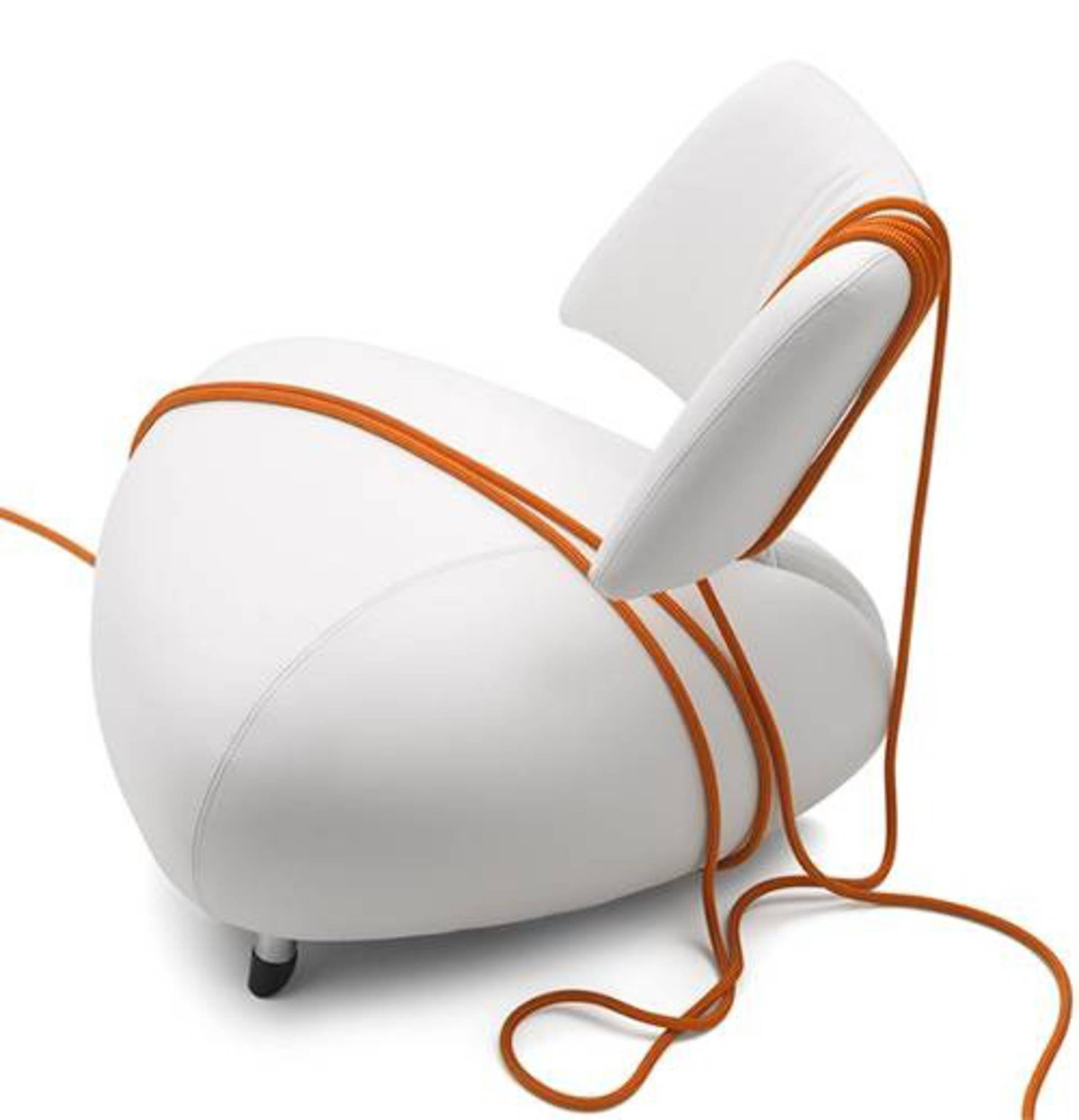 Futuristic Pallone Armchair By Leolux Home Reviews